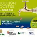 Jornada sobre reducción de costes en el regadío organizada por AIMCRA