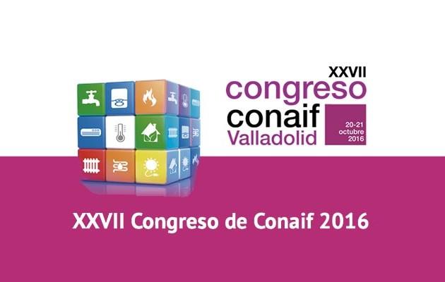 XXVII CONGRESO CONAIF
