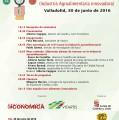 I Foro I+A+i para analizar la innovación agroalimentaria este jueves en la Feria de Valladolid