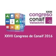 Feria de Valladolid acogerá la celebración del Congreso de CONAIF 2016 en octubre