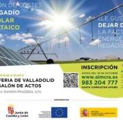 AIMCRA organiza una Jornada sobre reducción de costes en el regadío por riego solar y fotovoltaico