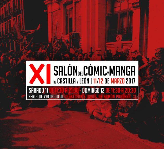 SALÓN DEL CÓMIC Y MANGA DE CASTILLA Y LEÓN