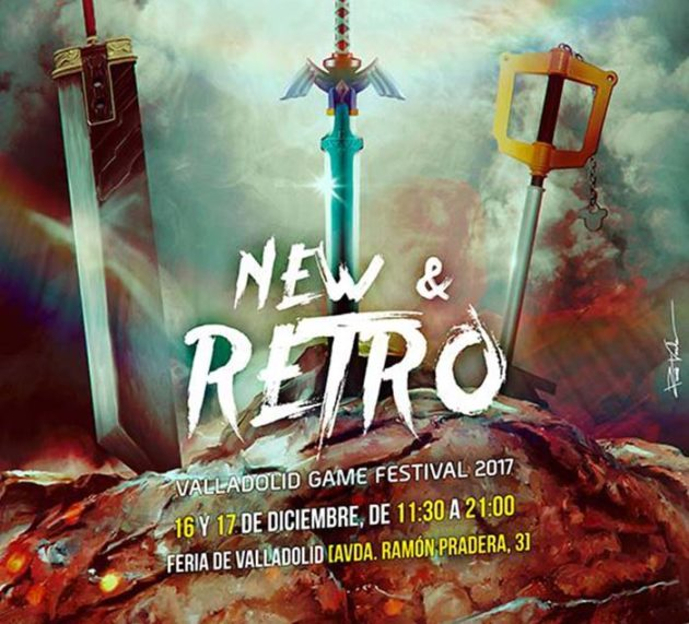 NEW & RETRO VALLADOLID GAME FESTIVAL