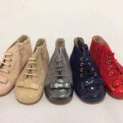La zapatería infantil y juvenil Carrusel acerca a la Feria del Stock sus propuestas en calzado