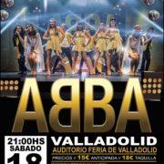 ABBA The Gold Experience nuevo musical en Feria de Valladolid el próximo 18 de febrero