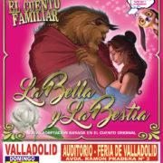 Teatro Circo de los niños presenta en Valladolid el Musical de la Bella y la Bestia