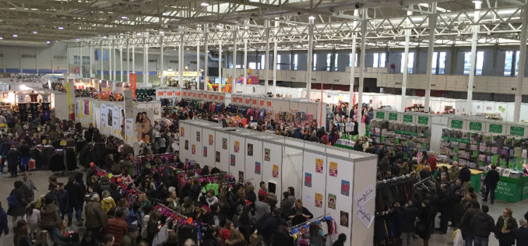 Nueva edición de la Feria del Stock el fin de semana con la participación de 50 tiendas