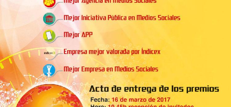 II Premios Competitividad Digital de Castilla y León Económica el 16 de marzo