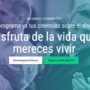 """La jornada """"Tu máquina de hacer dinero"""" llega a la Feria de Valladolid"""
