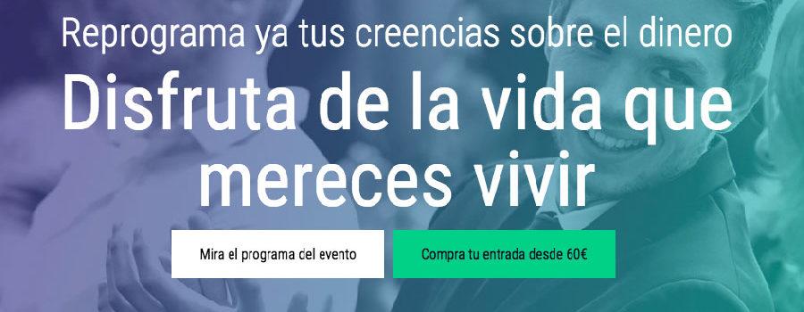 La jornada «Tu máquina de hacer dinero» llega a la Feria de Valladolid