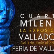 La exposición de Cuarto Milenio se instala en Feria de Valladolid