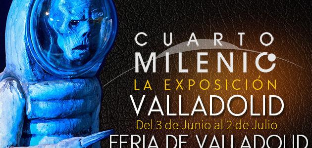 La exposici n de cuarto milenio se instala en feria de for Expo cuarto milenio valencia