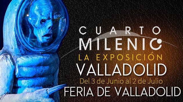 La exposición de Cuarto Milenio se instala en Feria de Valladolid ...