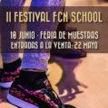 II Festival FCN School el próximo 10 de junio en el auditorio de la Feria de Valladolid