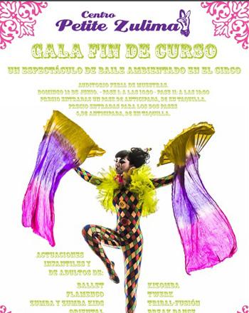 El Centro Petite Zulima celebra su gala de fin de curso en Feria de Valladolid