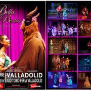 """El musical """"La Bella y la Bestia"""" llega a Feria de Valladolid el próximo 4 de noviembre"""