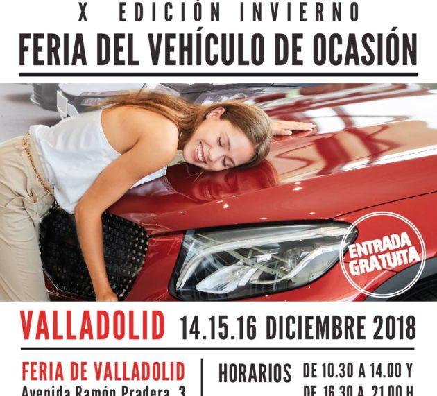 FERIA DE INVIERNO DEL VEHÍCULO DE OCASIÓN