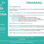 Jornada sobre buenas prácticas en salud mental el próximo 25 de enero en la Feria de Valladolid