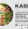 El hip-hop español de Kase.O realizará parada en la Feria de Valladolid el 5 de mayo