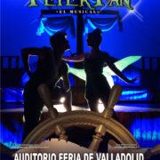 """Peter Pan """"El Musical"""" llega a Feria de Valladolid el próximo 24 de marzo"""