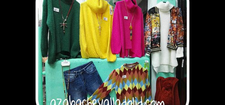 La ropa, bisutería, regalos y accesorios de Azabache en la Feria del Stock