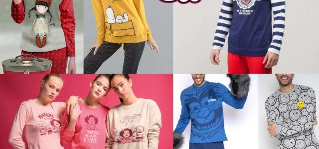 Como Tú participará en la próxima Feria del Stock con una amplia selección de pijamas para hombre, mujer y niña de  las tendencias más destacadas del momento