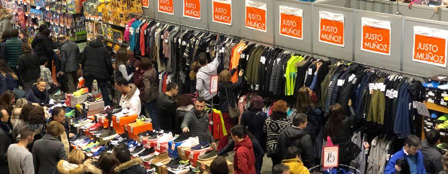 La XIV Feria del Stock mantiene la cifra de visitantes en 26.000 personas