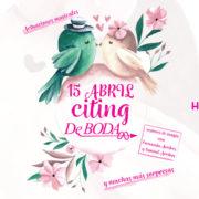 Citing DeBoda, el evento más rompedor y ameno para organizar vuestra boda