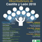 III Encuentro Nacional de Coros Sénior Universitarios en Castilla y León