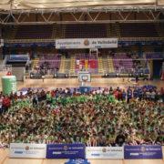 Feria de Valladolid se convertirá el próximo 23 de abril en el epicentro del Minibasket regional con la celebración del Fanatic Mini