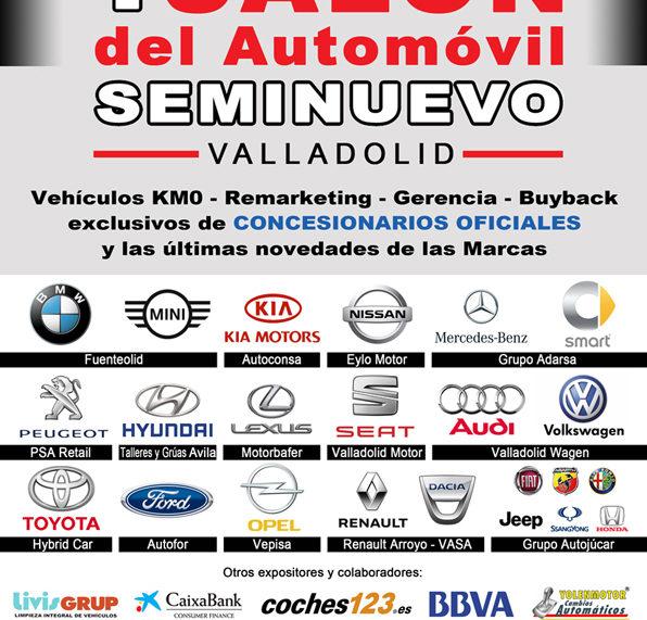 PRIMER SALÓN DEL AUTOMÓVIL SEMINUEVO DE VALLADOLID