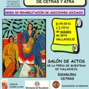 XXIII Jornadas de Familia y Adicciones Sociales en la Feria de Valladolid