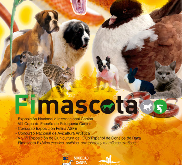 FIMASCOTA – EXPOSICIÓN INTERNACIONAL CANINA