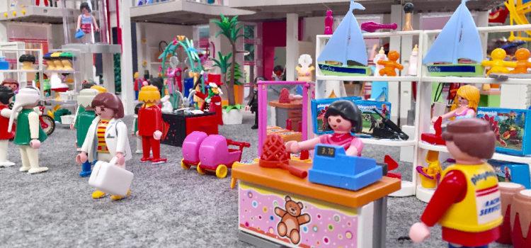 Talleres de Playmobil, vehículos clásicos y catas de cerveza en la Feria del Coleccionismo