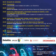 II Foro Ciberseguridad organizado por Castilla y León Económica en Feria de Valladolid