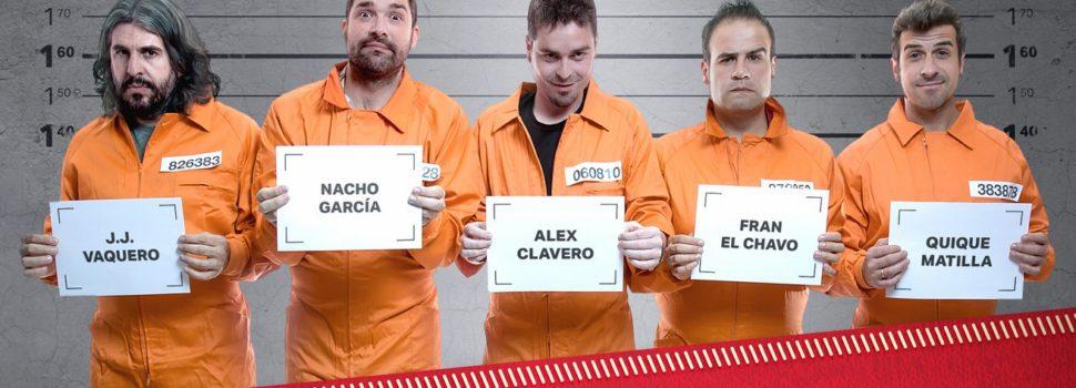 Los monólogos de Humor de Protección Oficial vuelven por navidad