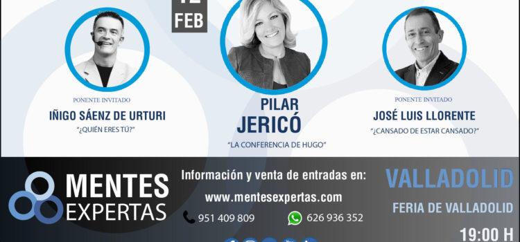 Las conferencias de Mentes Expertas llegan de nuevo a Valladolid el próximo 12 de febrero