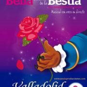 La Bella y la Bestia «una adaptación del cuento» llega a Valladolid el 9 de febrero