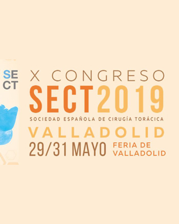 Feria de Valladolid será la sede del X Congreso SECT 2019