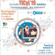 Feria de Valladolid acoge el martes 2 de abril la Jornada educativa autonómica TICYL'19