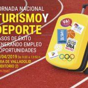 Jornada sobre turismo y deporte el próximo día 30 de abril en Feria de Valladolid