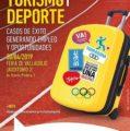 Jornada «Turismo y deporte, casos de éxito generando empleo y oportunidades» el próximo día 30 de abril en Feria de Valladolid