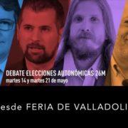 RTVCyL retransmitirá los debates electorales autonómicos desde Feria de Valladolid