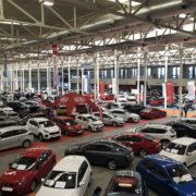 Más de 400 vehículos en oferta el II Salón del Automóvil Seminuevo