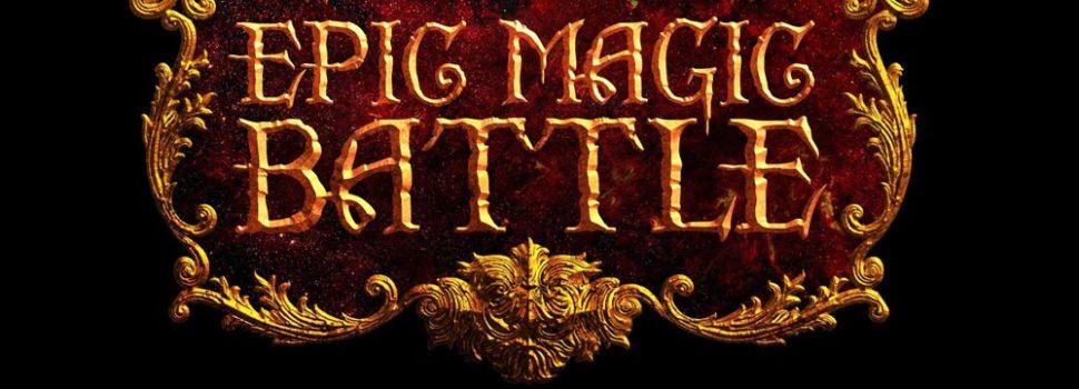 Descubre Epic Magic Battle el próximo 15 de mayo en la Feria de Valladolid