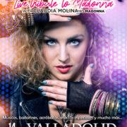 """""""Remember"""" el gran tributo a la Reina del Pop llega al auditorio de Feria de Valladolid"""