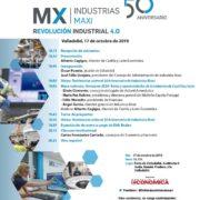 50 Aniversario de Industrias Maxi el próximo 17 de octubre en la Feria de Valladolid