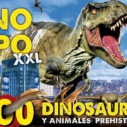 Llega a Feria de Valladolid la Dino Expo XXL; una experiencia inmersiva en el mundo de los dinosaurios para toda la familia