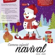 Carrera infantil Navival el próximo 23 de diciembre en la Feria de Valladolid