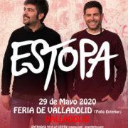 """Estopa llega a Feria de Valladolid en mayo de 2020 con su gira """"Fuego"""""""